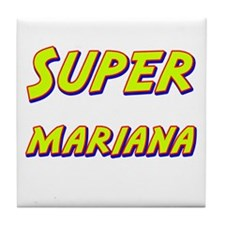 Super mariana Tile Coaster
