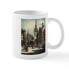 Old Munich Cityscape Mug