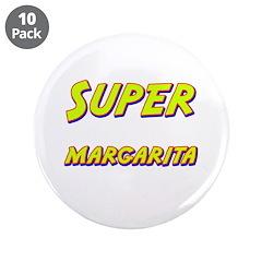 "Super margarita 3.5"" Button (10 pack)"