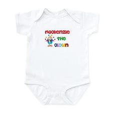 Mackenzie - The Clown Infant Bodysuit