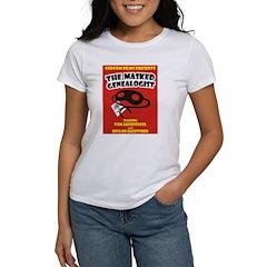 The Masked Genealogist Women's T-Shirt