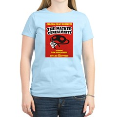 The Masked Genealogist T-Shirt