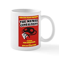 The Masked Genealogist Mug