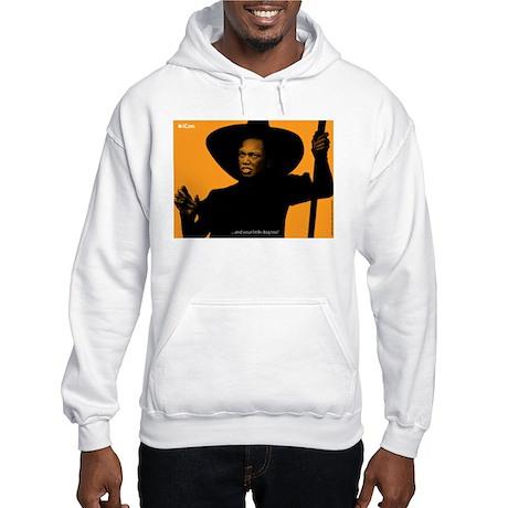 iCon (Odious Orange) Hooded Sweatshirt
