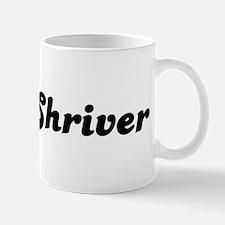 Mrs. Shriver Mug