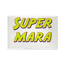 Super mara Rectangle Magnet