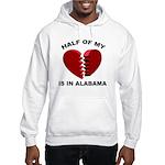 Heart In Alabama Hooded Sweatshirt