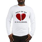 Heart In Alabama Long Sleeve T-Shirt