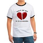Heart In Alabama Ringer T