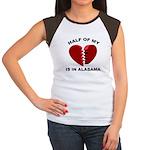 Heart In Alabama Women's Cap Sleeve T-Shirt