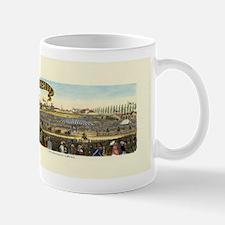 Munich Theresienwiese Small Small Mug