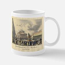 Old Munich Engraving Mug
