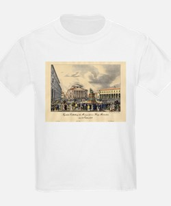 Old Munich Engraving T-Shirt