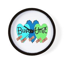 Burn Unit Nurse Wall Clock