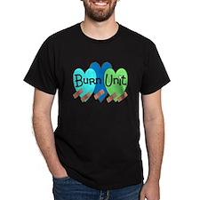 Burn Unit Nurse T-Shirt