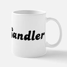 Mrs. Sandler Small Mugs