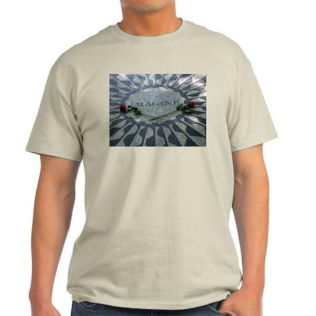 IMAGINE MOSAIC Ash Grey T-Shirt