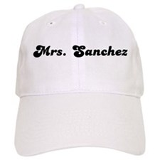 Mrs. Sanchez Baseball Cap