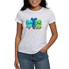 Burn Unit Nurse Tee