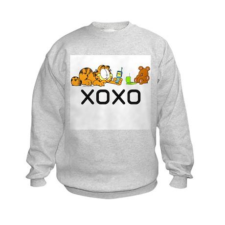 XOXO Pooky Kids Sweatshirt