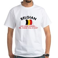 Good Lkg Belgian 2 Shirt