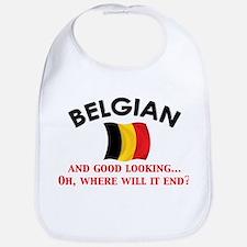 Good Lkg Belgian 2 Bib