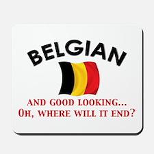 Good Lkg Belgian 2 Mousepad