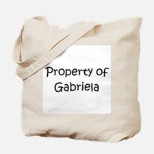 Unique Gabriela Tote Bag
