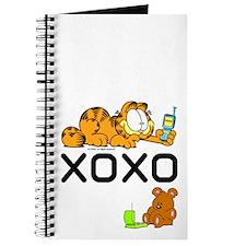 XOXO Pooky Journal