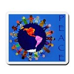Peaceful Children around the World Mousepad