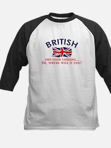 Good Lkg British 2 Tee