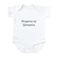 Funny Giovanna Infant Bodysuit