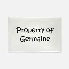 Germaine Rectangle Magnet