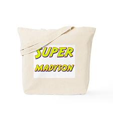 Super madyson Tote Bag