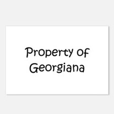 Cute Property of Postcards (Package of 8)