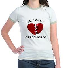 Heart In Colorado T