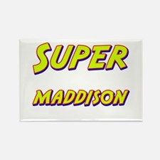 Super maddison Rectangle Magnet