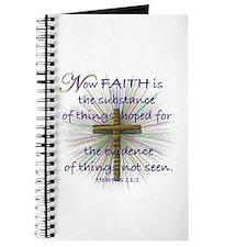 Faith (Heb. 11:1 KJV) Journal