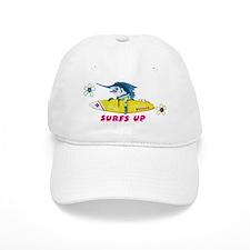 Surf Trixie Baseball Cap