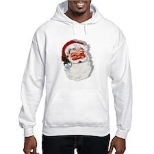 Santa Claus Xmas Gift Jumper Hoody