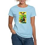An American Thanksgiving Women's Light T-Shirt