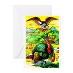 An American Thanksgiving Greeting Cards (Pk of 20)