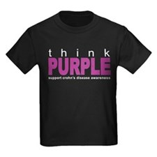 Think Purple: Crohn's Disease T