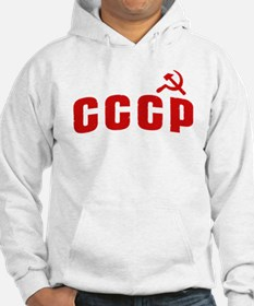 Hammer and Sickle CCCP Jumper Hoody