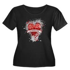 Heart Denmark T