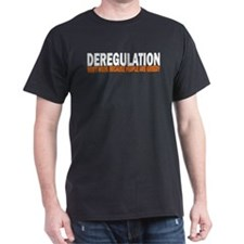 Deregulation T-Shirt