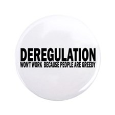 "Deregulation 3.5"" Button"
