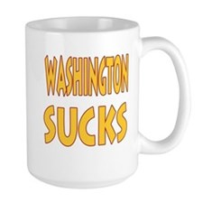 Washington Sucks Mug