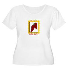 Women's Plus Size Scoop Neck Reunion T-Shirt