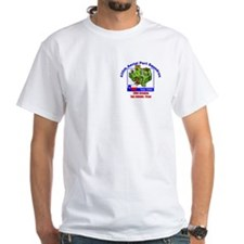 2-Texas Map Logo Lg T-Shirt